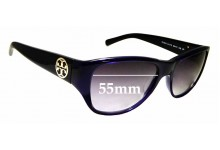 Sunglass Fix Sunglass Replacement Lenses for Tory Burch TY7012 - 55mm Wide
