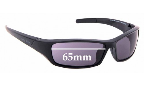 Sunglass Fix Sunglass Replacement Lenses for Ugly Fish RS 5228 - 65mm Wide