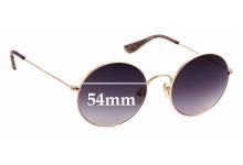 Sunglass Fix Sunglass Replacement Lenses for Vasuma Snok - 54mm Wide