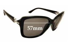 Sunglass Fix Sunglass Replacement Lenses for Vogue VO2832-SB - 57mm Wide