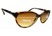 Sunglass Fix Sunglass Replacement Lenses for Vogue VO2894-SB - 56mm Wide