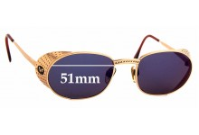 Sunglass Fix Sunglass Replacement Lenses for Vogue VO3179-S - 51mm Wide