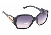 Sunglass Fix Sunglass Replacement Lenses for Chloe CL 2192 - 58mm Wide