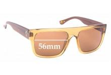 Sunglass Fix Sunglass Replacement Lenses for Colabs Rio De Janeiro - 56mm Wide