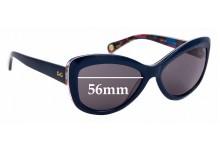 Sunglass Fix Sunglass Replacement Lenses for Dolce & Gabbana DG3046 - 56mm Wide