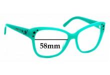 Sunglass Fix Sunglass Replacement Lenses for Dolce & Gabbana DG4124 - 58mm Wide