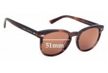 Sunglass Fix Sunglass Replacement Lenses for Dolce & Gabbana DG4254-F - 51mm Wide