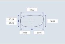 Sunglass Fix Sunglass Replacement Lenses for Dolce & Gabbana DG8028 - 60mm Wide