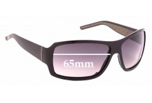 Sunglass Fix Sunglass Replacement Lenses for Gucci GG 1012/S - 65mm Wide