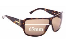 Sunglass Fix Sunglass Replacement Lenses for Gucci GG1544/S - 65mm