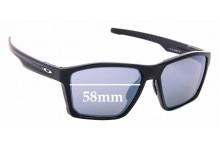 Sunglass Fix Sunglass Replacement Lenses for Oakley Targetline OO9397 - 58mm Wide