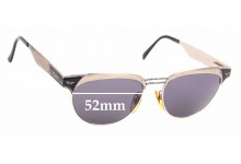 Sunglass Fix Sunglass Replacement Lenses for Police 2140 - 52mm Wide