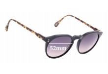 Sunglass Fix Sunglass Replacement Lenses for Raen Remmy - 52mm Wide