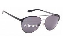 Sunglass Fix Sunglass Replacement Lenses for Ralph Lauren Polo PH 3123 - 60mm Wide