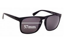 Sunglass Fix Sunglass Replacement Lenses for Rip Curl Century - 57mm Wide
