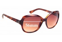 Sunglass Fix Sunglass Replacement Lenses for Vogue VO2871-S - 56mm Wide