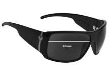 Sunglass Fix Sunglass Replacement Lenses for Electric Big Beat - 68mm Wide