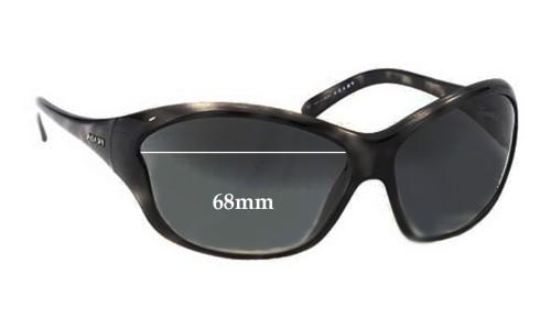 Sunglass Fix Sunglass Replacement Lenses for Prada SPR25G 68mm Wide