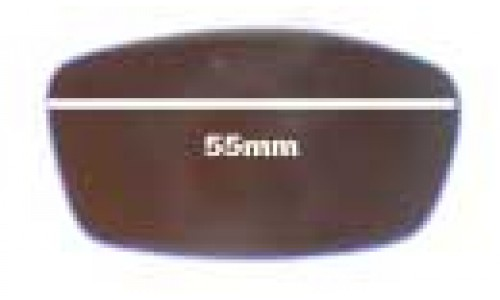 Sunglass Fix Sunglass Replacement Lenses for Arnette Swinger AN225  - 55mm wide