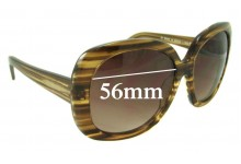 Sunglass Fix Sunglass Replacement Lenses for Boden Classic - 56mm Wide