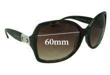 Sunglass Fix Sunglass Replacement Lenses for Bvlgari 8065 - 60mm Wide