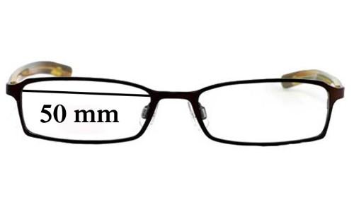 Sunglass Fix Sunglass Replacement Lenses for Calvin Klein CK5112 - 50mm Wide