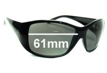 Sunglass Fix Sunglass Replacement Lenses for Calvin Klein CK3067S - 61mm Wide