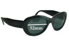 Sunglass Fix Sunglass Replacement Lenses for Dolce & Gabbana DG503S - 52mm Wide