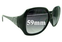 Sunglass Fix Sunglass Replacement Lenses for Fendi FS 5145 - 59mm Wide