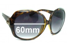 Sunglass Fix Sunglass Replacement Lenses for Gucci GG3042 - 60mm Wide