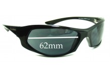 Sunglass Fix Sunglass Replacement Lenses for Mormaii Itacare - 62mm Wide
