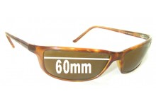 Sunglass Fix Sunglass Replacement Lenses for Ray Ban RB4034 - 60mm Wide