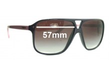 Sunglass Fix Sunglass Replacement Lenses for Vogue VO2579-S - 57mm Wide