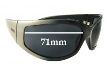 Sunglass Fix Sunglass Replacement Lenses for Vogue VO2356-S - 71mm  Wide
