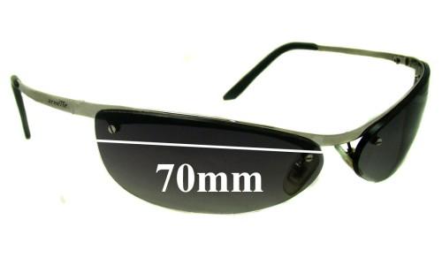 Sunglass Fix Sunglass Replacement Lenses for AN3011 Arnette Grasshopper - 70mm wide