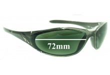 Sunglass Fix Sunglass Replacement Lenses for Arnette Burner AN4063 - 69mm Wide - Sorry, we can not make lenses for these frames at this time
