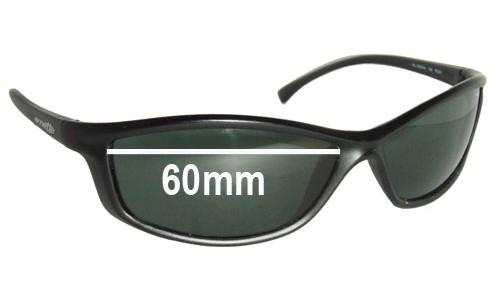 Sunglass Fix Sunglass Replacement Lenses for Arnette RAJ1823AA - Lens Width 60mm