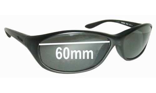 Sunglass Fix Sunglass Replacement Lenses for Carrera CA903/S - 60mm wide