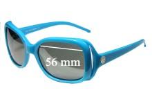 Sunglass Fix Sunglass Replacement Lenses for Dolce & Gabbana DG8024 - 56mm Wide