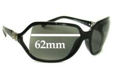 Sunglass Fix Sunglass Replacement Lenses for Dolce & Gabbana DG6003 - 62mm Wide
