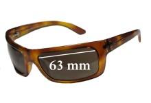 Sunglass Fix Sunglass Replacement Lenses for Dolce & Gabbana DG6021 - 63mm Wide