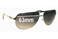 Sunglass Fix Sunglass Replacement Lenses for Dolce & Gabbana DD6065 - 63mm Wide