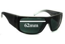 Sunglass Fix Sunglass Replacement Lenses for Electric Jailbreak - 62mm Wide