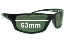 Sunglass Fix Sunglass Replacement Lenses for Electric Technician (Before 2011) - 63mm Wide x 37mm Tall