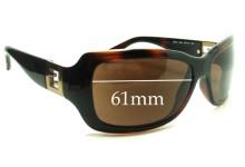 Sunglass Fix Sunglass Replacement Lenses for Fendi FS 450 - 61mm Wide
