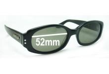 Sunglass Fix Sunglass Replacement Lenses for Fiorelli 0287 BZ - 52mm Wide