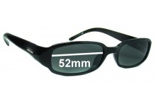 Sunglass Fix Sunglass Replacement Lenses for Gucci GG 1439/S - 52mm Wide