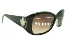 Sunglass Fix Sunglass Replacement Lenses for Gucci GG3026/S - 56mm Wide