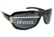 Sunglass Fix Sunglass Replacement Lenses for Gucci GG1511 - 66mm Wide