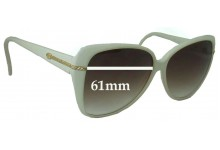 Sunglass Fix Sunglass Replacement Lenses for Gucci GG 2111/S - 61mm Wide